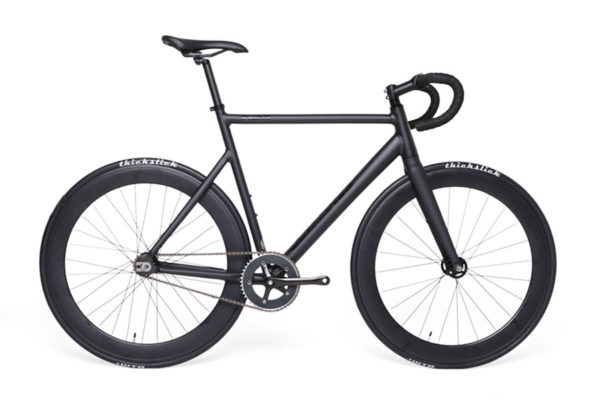 Bike Fixie Freexed ENEA Matte Black Rims 60 mm